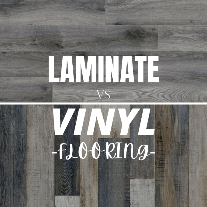 Vinyl vs. Laminate Flooring – A Complete Guide
