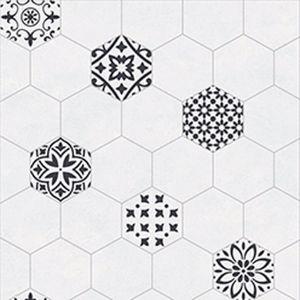 4504 Anti Slip Designer and Tile Effect Vinyl Flooring
