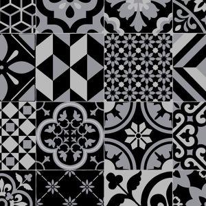 Retro Moroccan 970D Designer Vinyl Flooring