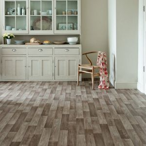 FFEP593C Wood Effect Anti Slip Vinyl Flooring