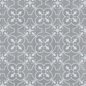 797M Anti Slip Designer Tile Effect Vinyl Flooring