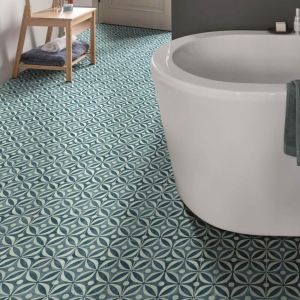 Emilia 576 Designer Effect High Gloss Finish Vinyl Flooring