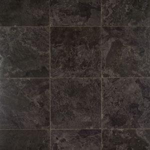 0496 Black Stone Effect Luxury Vinyl Flooring