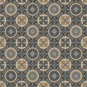 Lifestyle Baroque Lisbon 761M  Non Slip Vinyl Flooring