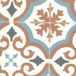MAPL1515 Tile Effect Anti Slip Vinyl Flooring