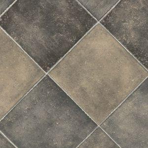 0588 Tile Effect Anti Slip Vinyl Flooring