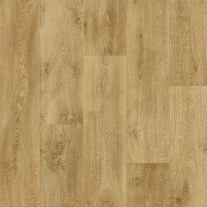 West Point Textile Backing Non Slip Wood Effect Vinyl Flooring