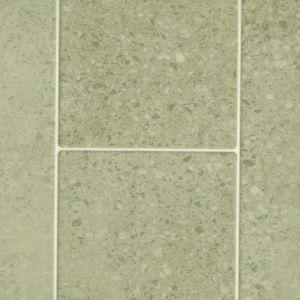8007 Tile Effect Non Slip Vinyl Flooring